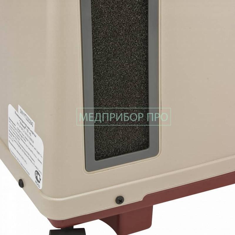 Фильтр воздуха на концентраторе