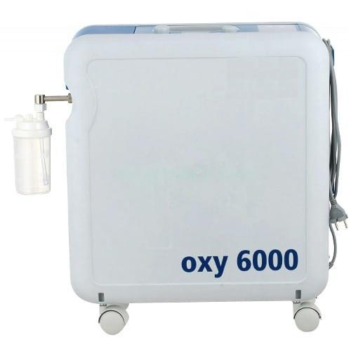 Окси 6000 - мощный кислородный концентратор