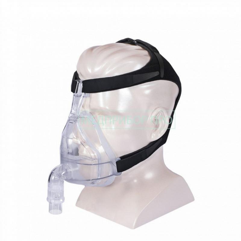 Примерка маски FlexiFit 431 - размера S M и L