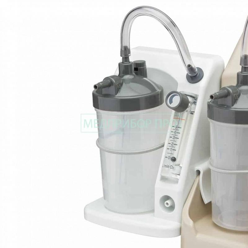 Использование концентратора кислорода Вход-выход на концентраторе кислорода ARMED 7F-8L