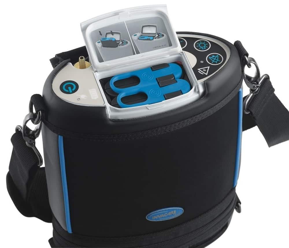 Подключение к концентратору кислорода