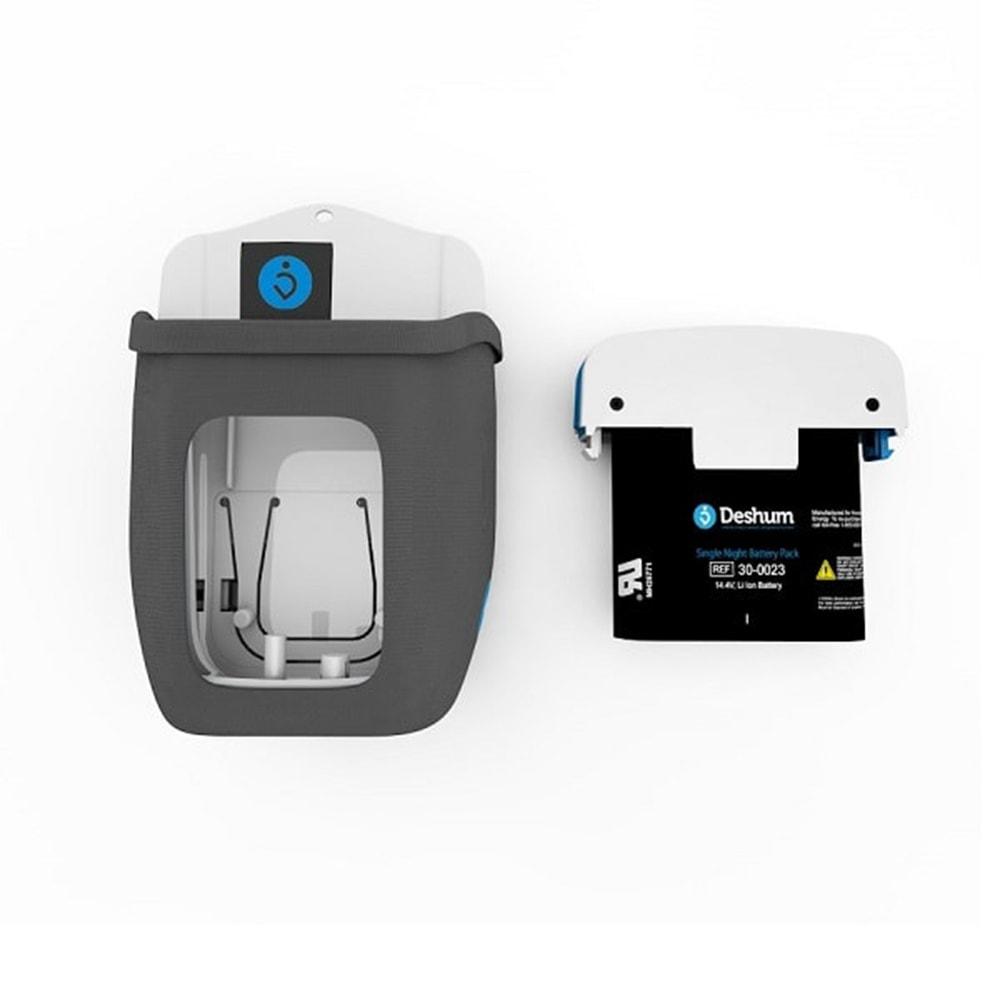 Аккумуляторный блок для сипап модели HDM Z1 Auto Travel