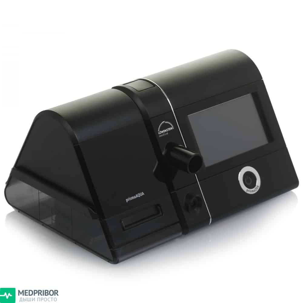 Аппарат сипап Weinmann 20A с увлажнителем кислорода