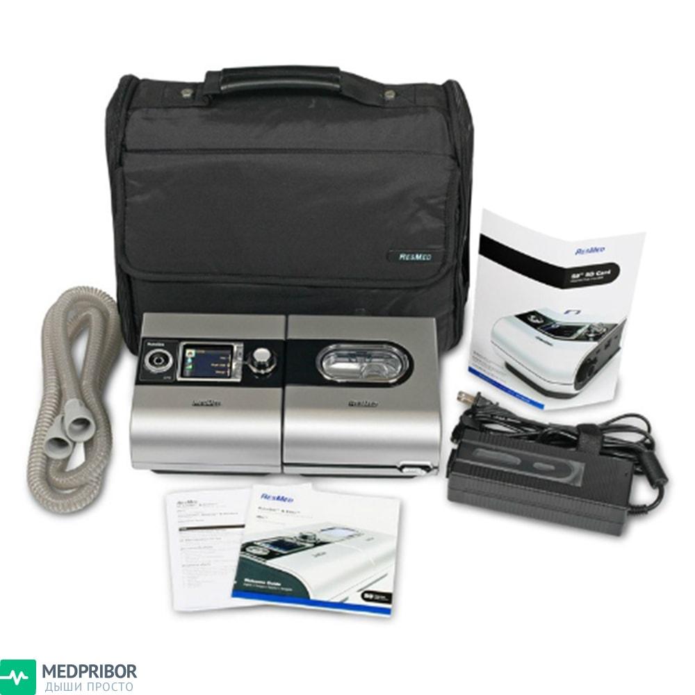 Комплектация поставки сипап esMed S9 AutoSet ™ Auto