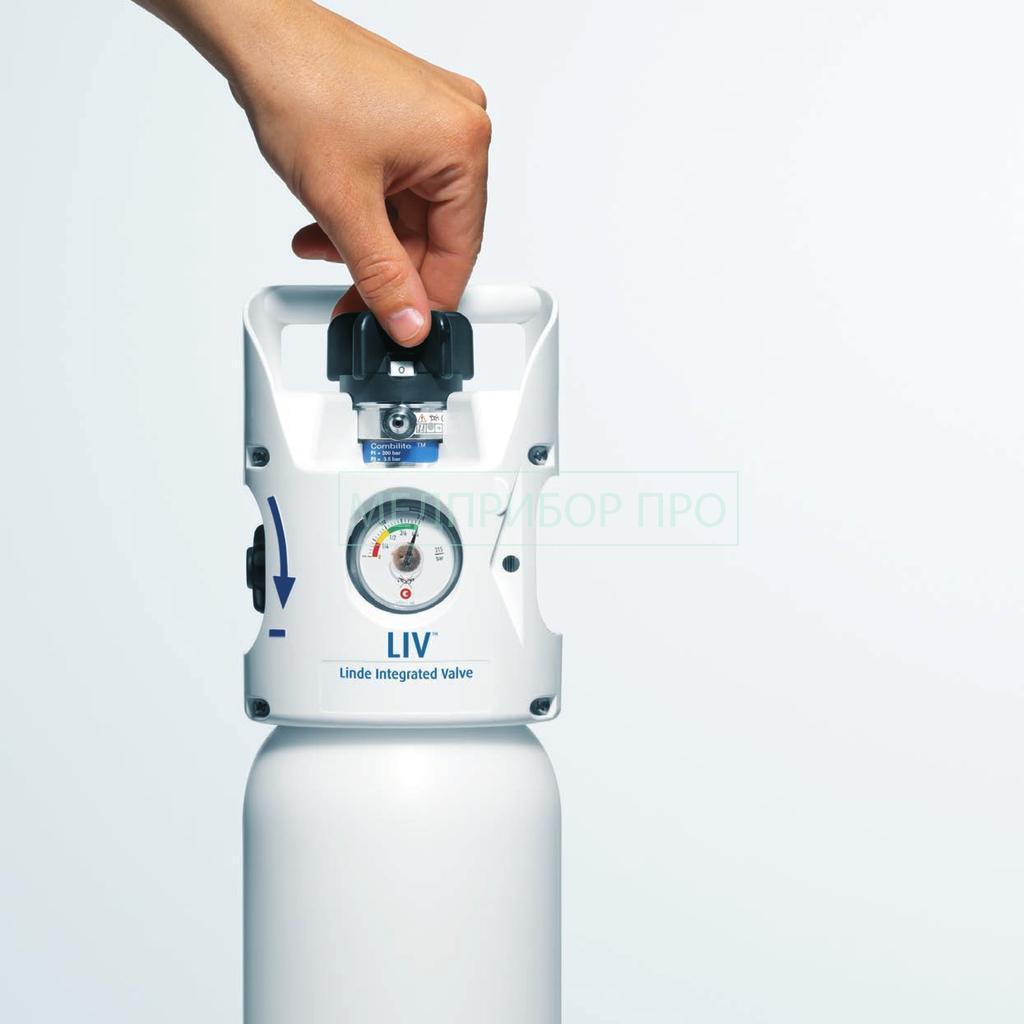 Баллон 10 литров LIV