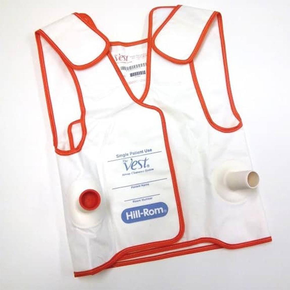 Дренажный виброжилет медицинский (пневможилет) - 4 размера