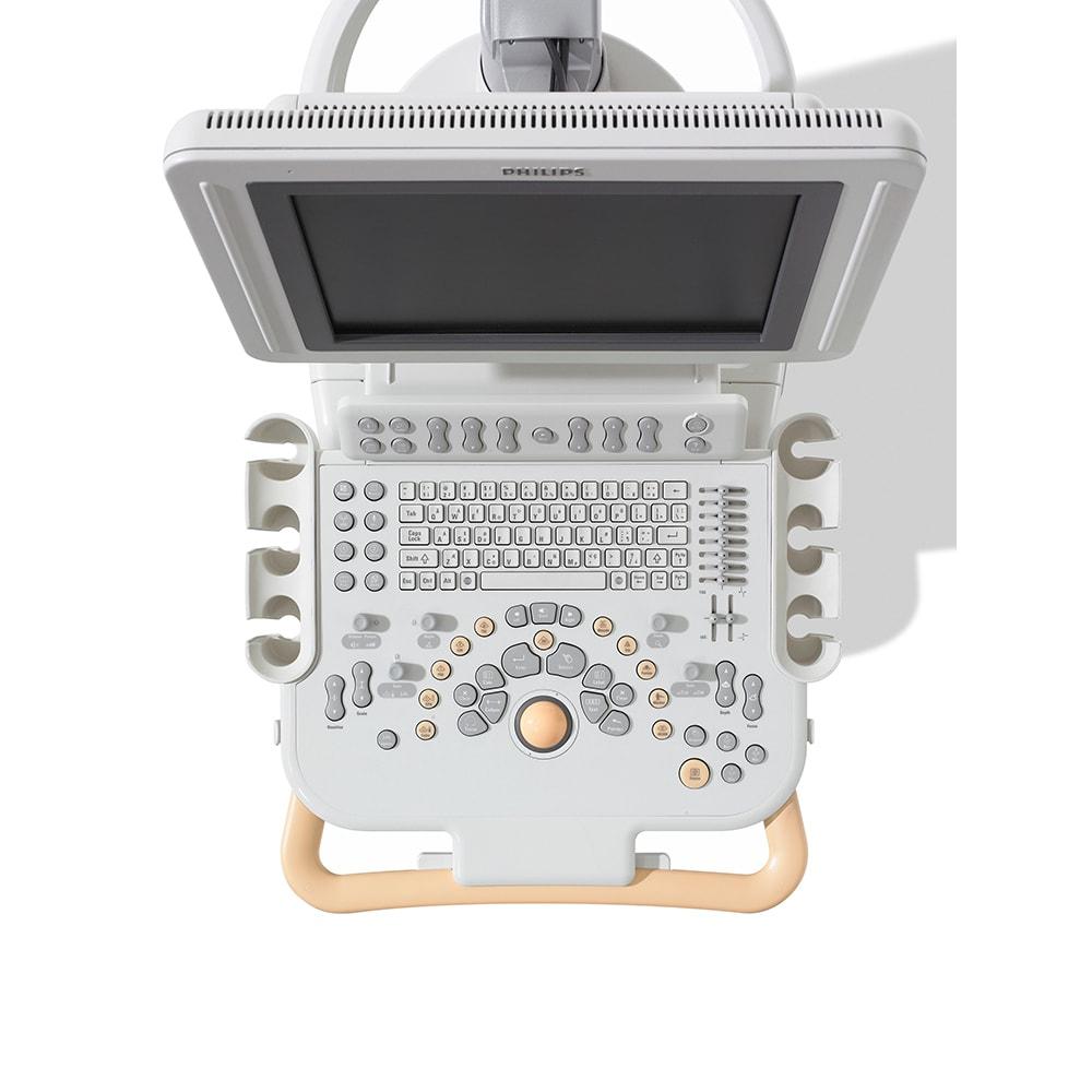Элементы управления и клавиатура узи аппарата
