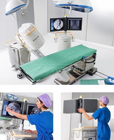 Клиническое использование BV Endura в кабинете хирургии