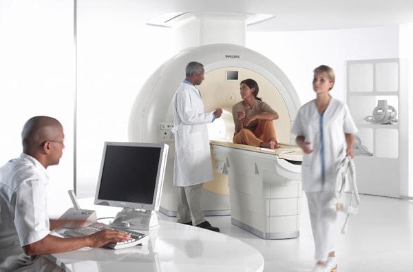МРТ-сканер Achieva 1.5 T особенности применения