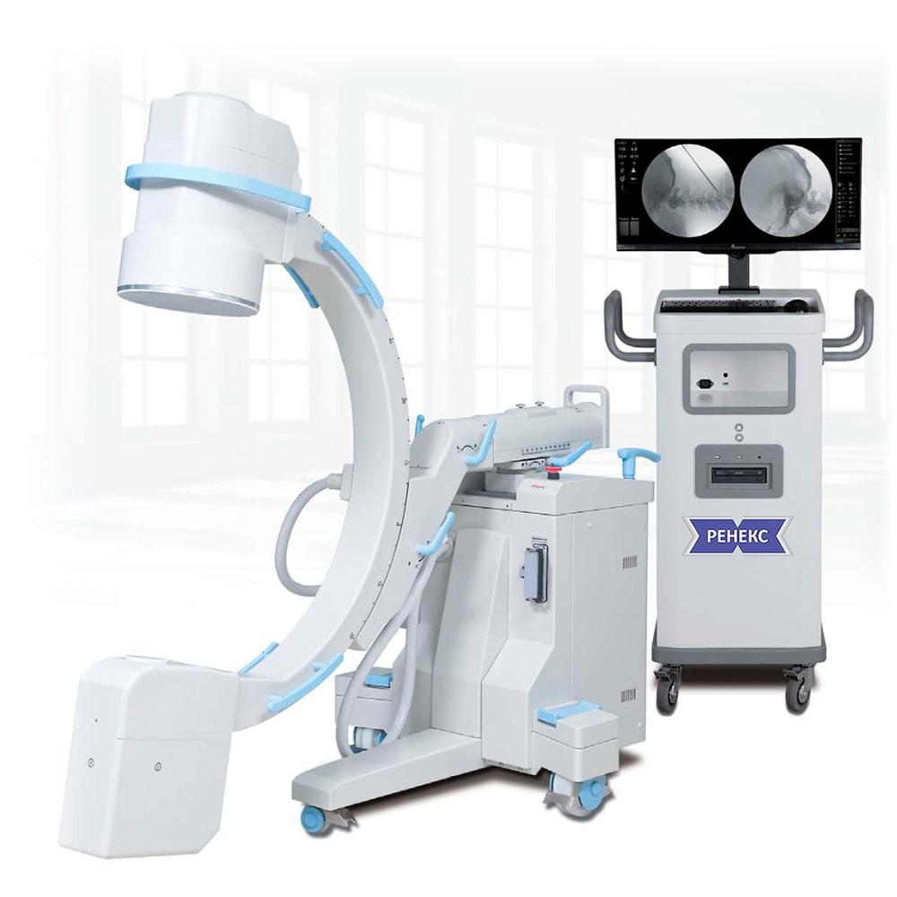 """С-дуга-""""АРХМ-РЕНЕКС"""" 2,2-3,2 кВт - мобильный рентген"""