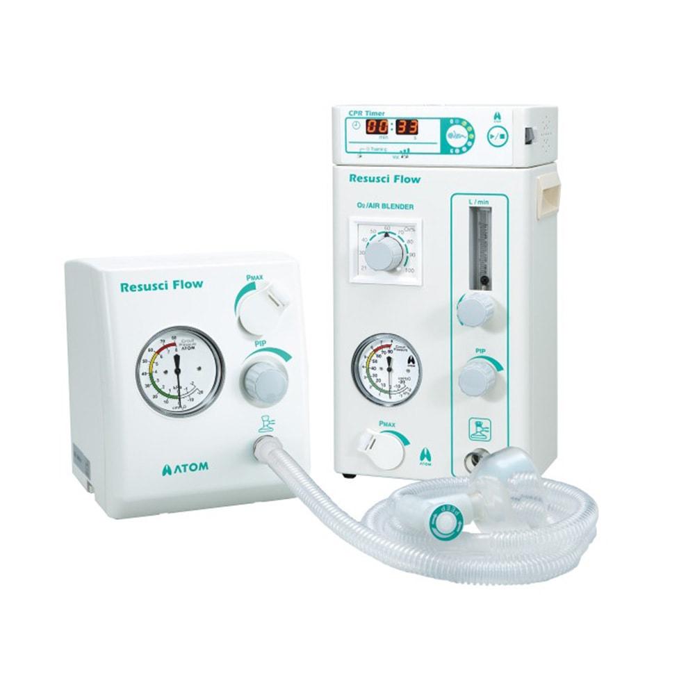ATOM Resusci Flow - блок кислородной терапии