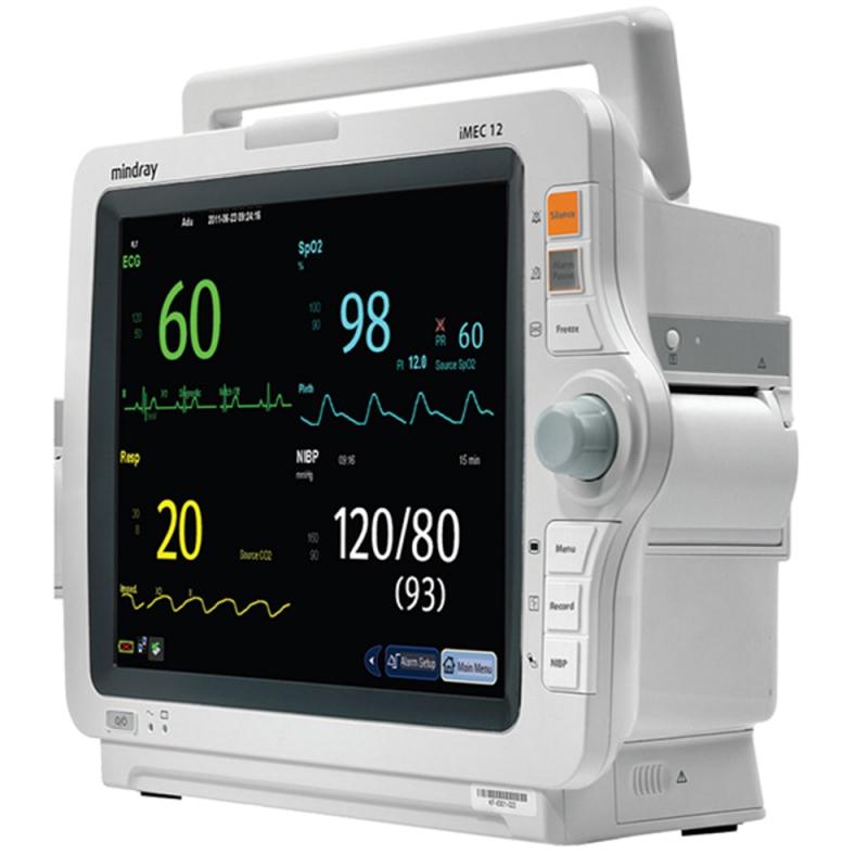 Mindray IMEC 12 монитор пациента
