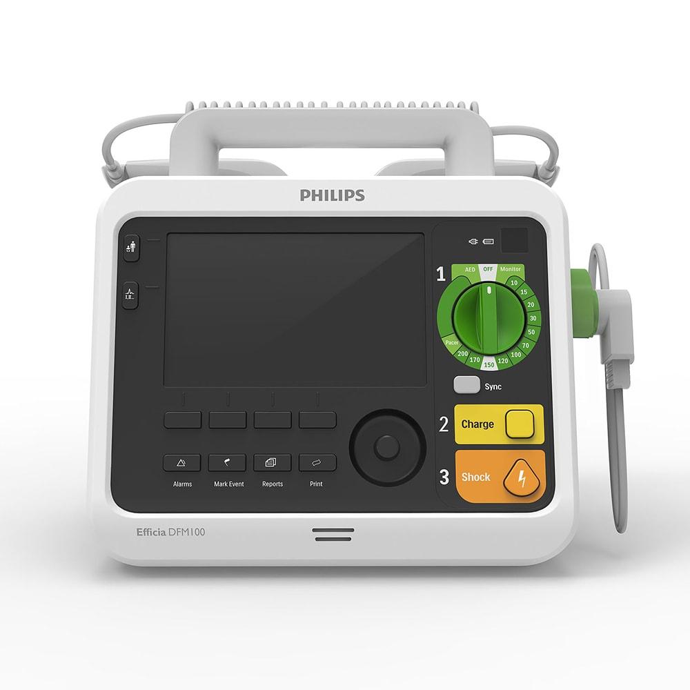Монитор-дефибриллятор Philips Efficia DFM100
