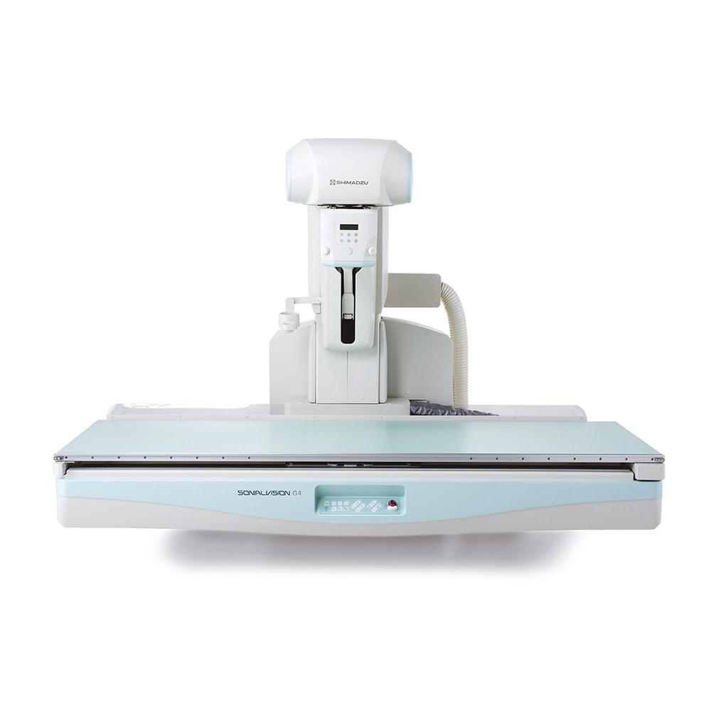 Sonialvision G - телеуправляемый рентгенодиагностический комплекс