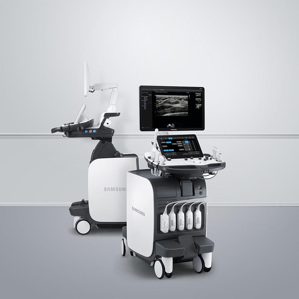 Ультразвуковой сканер RS80A Samsung Mediso