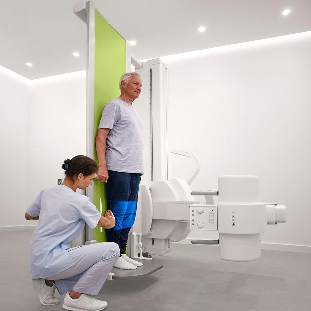 CombiDiagnost R90 комплекс для рентгенографии