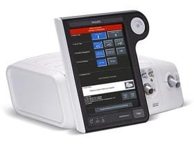 ИВЛ-аппарат для стационара от Philips