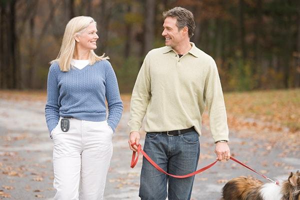 Использование аппарата на прогулках