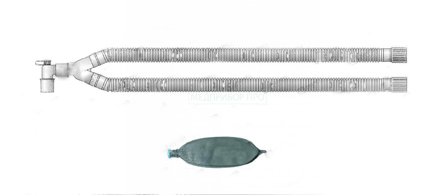 Контур-дыхательныйWESTMED-(детский)15-мм---купить-недорого
