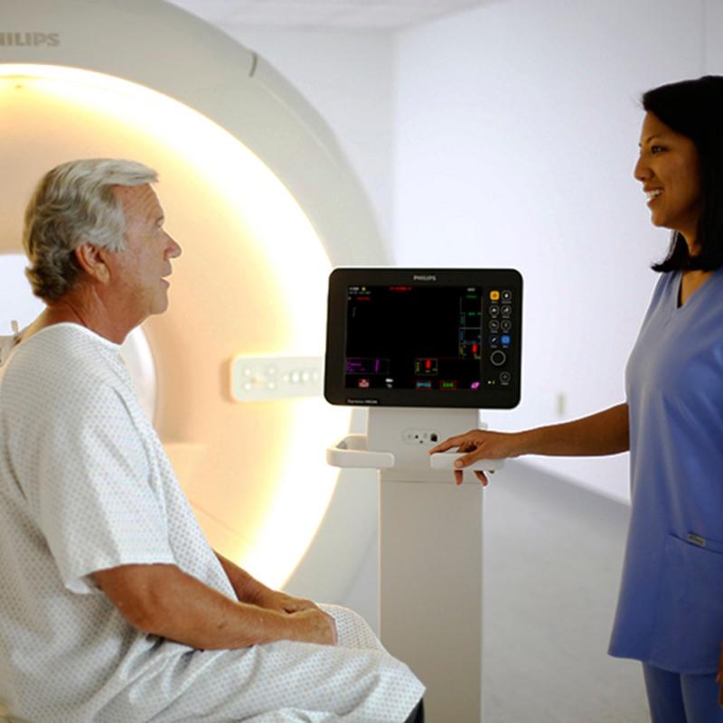 Монитор пациента MR200 для МРТ