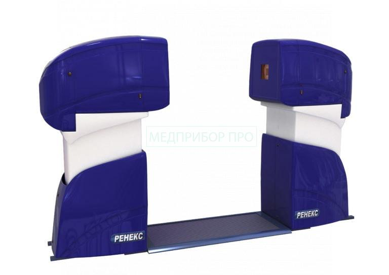 Оборудование передвижного флюорографического кабинета