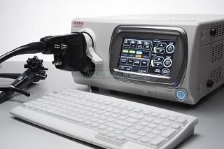 Подключение эндоскопа к EPK i7010