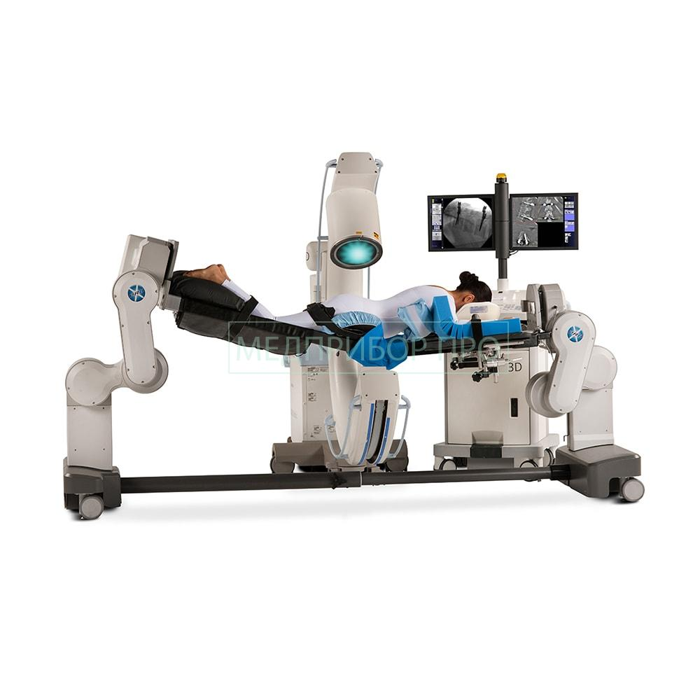 Рентгенпрозрачный операционный стол AxisJackson (MIZUHO OSI)