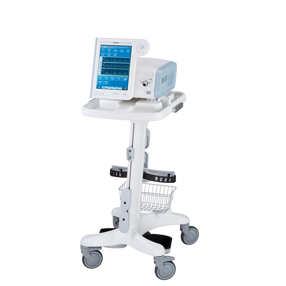 Respironics V60 на стойке
