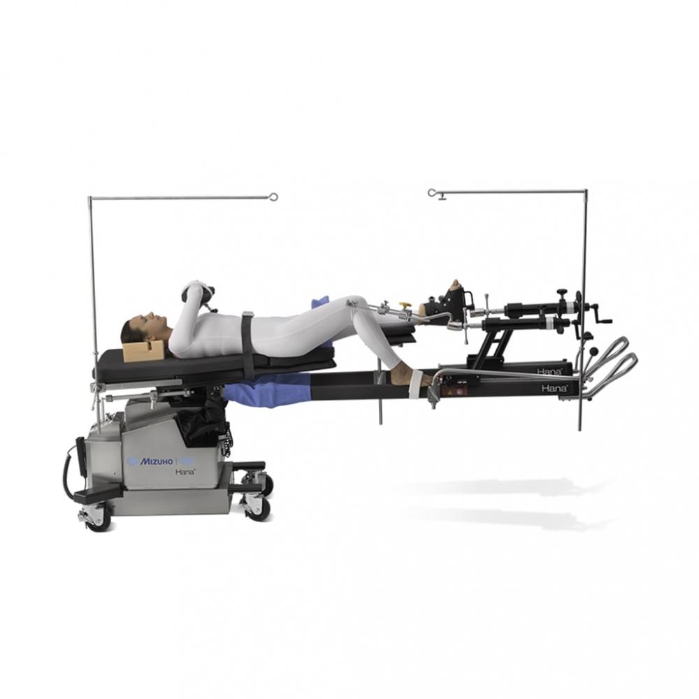 Стол Хана подходит для операций при переломах