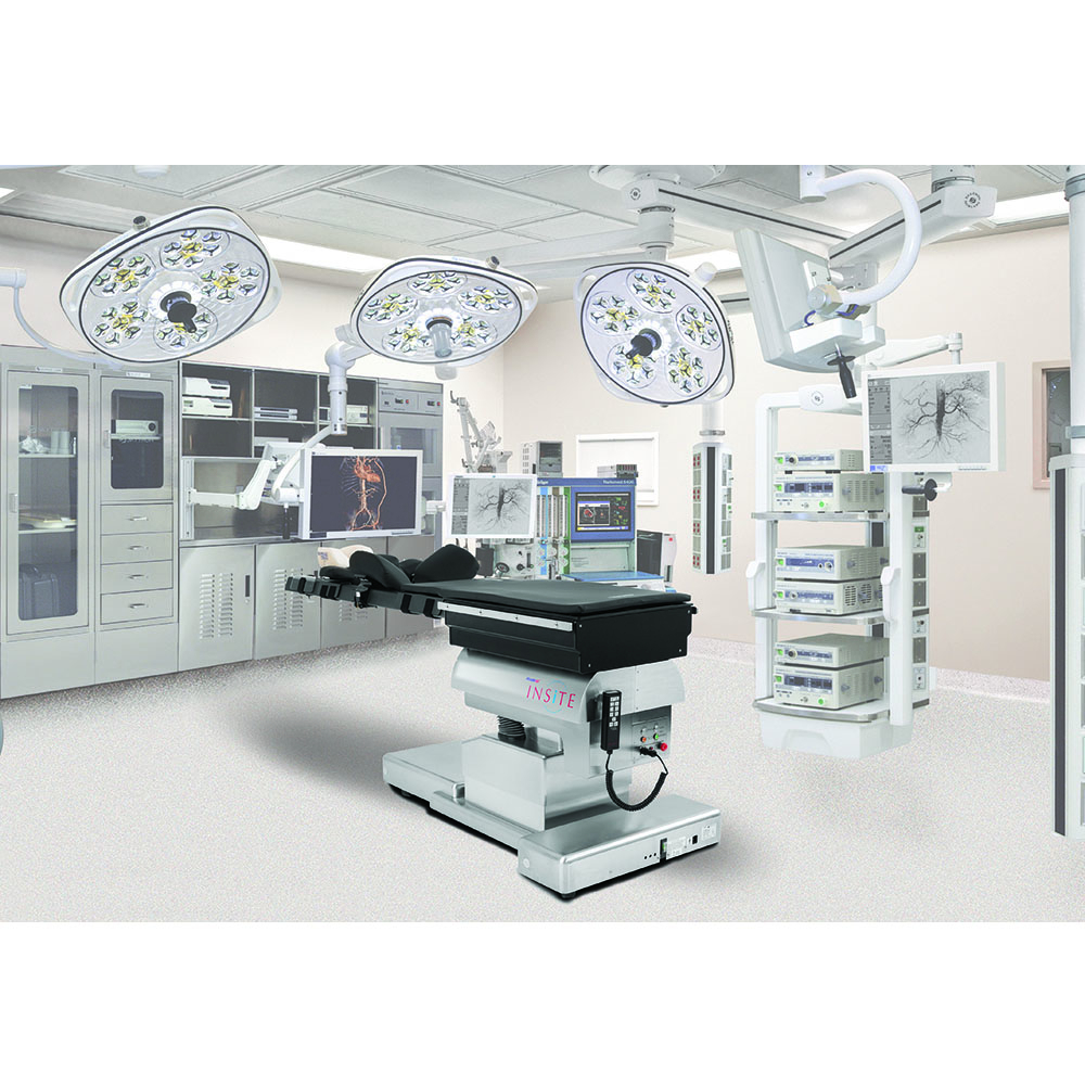 Столя для операционной с визуализацией