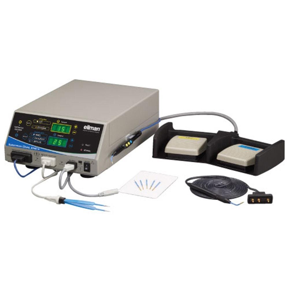 Surgitron Dual EMC 90 комплект поставки с принадлежностями