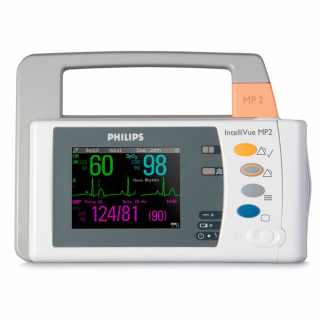 Philips IntelliVue MP2 - монитор пациента транспортный