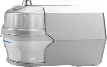 НВЛ G2 LAB имеет монолитный корпус со встроенным увлажнителем и фильтром
