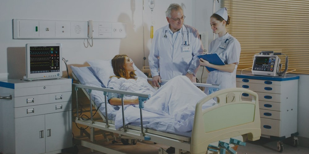 Поставки медицинского оборудования Mindray в России и СНГ