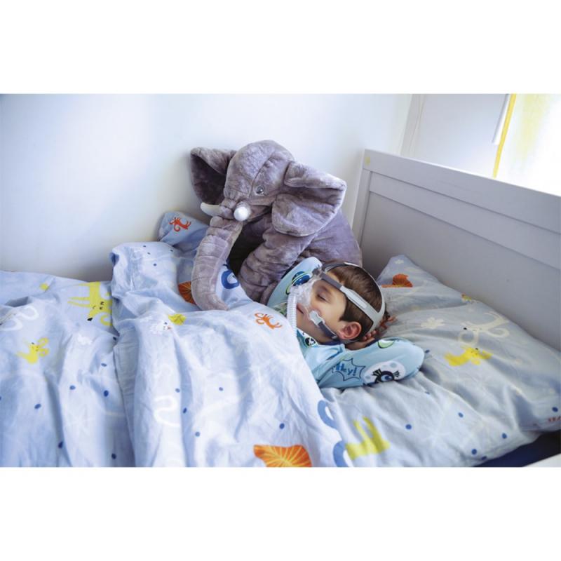 Ребенок в маске Respireo Soft Child