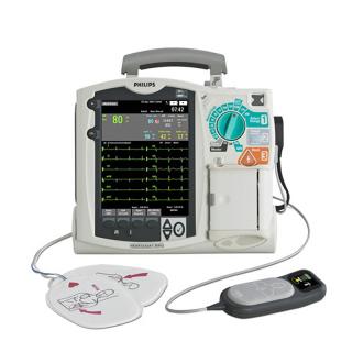 Дефибриллятор Philips HeartStart MRx