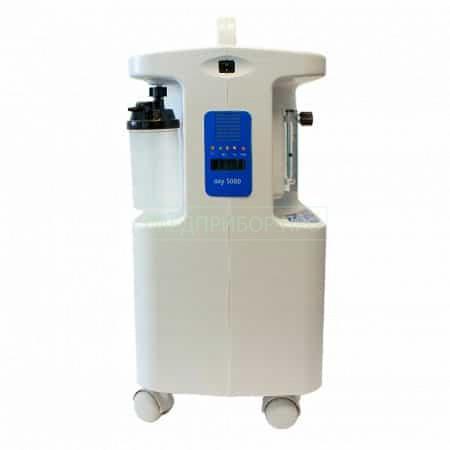 Характеристики домашний концентратора кислорода BITMOS OXY-5000