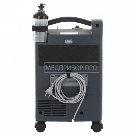 Использование концентратора кислорода NIDEK MARK 5 NUVO LITE