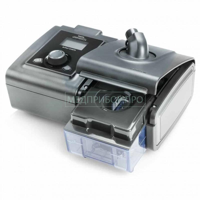Дыхательный аппарат Philips Respironics BiPAP AVAPS System One инструкция