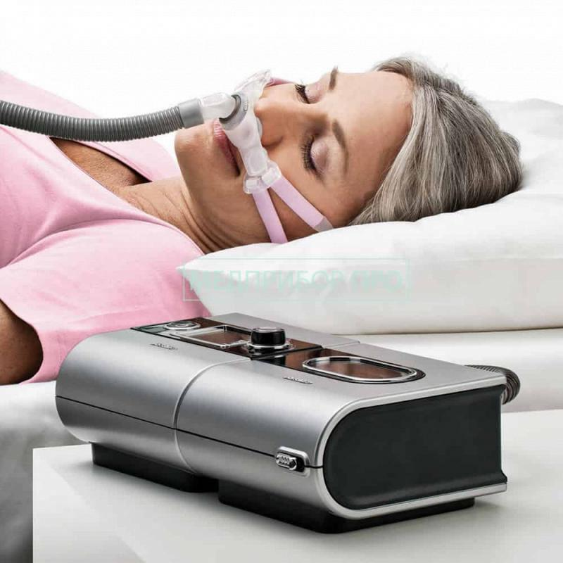 Применение RESMED S9 VPAP S для сна
