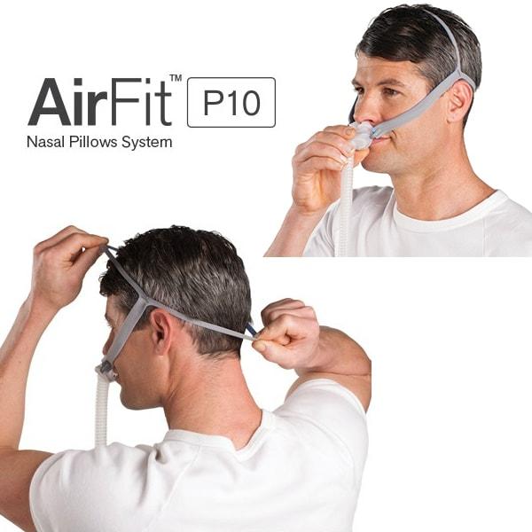 Купить AirFit P10 ResMed