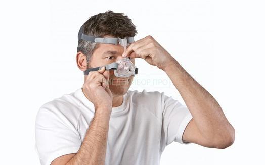Легкая конструкция маски