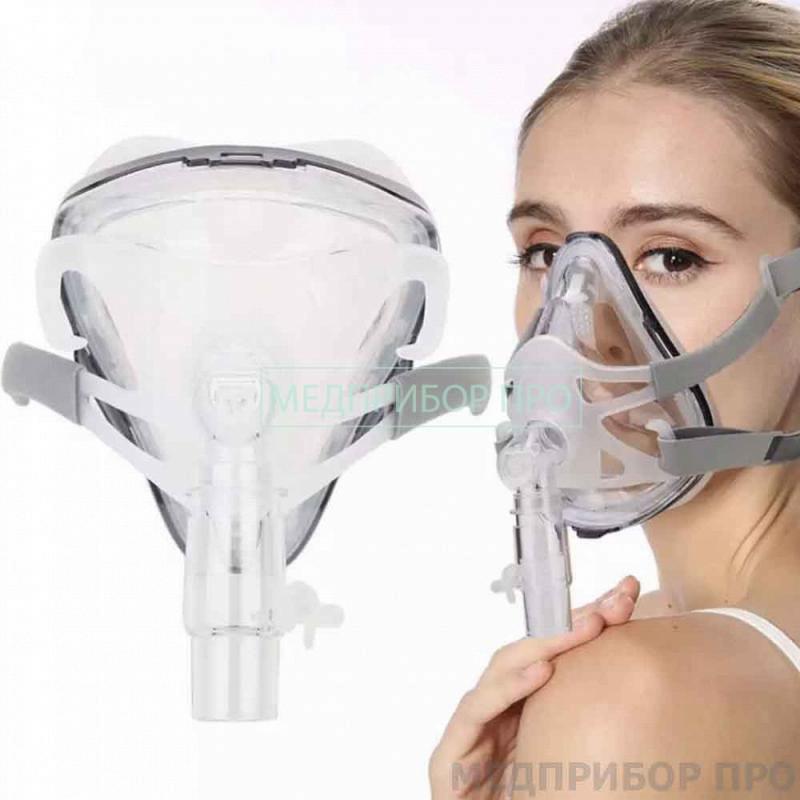 Комфортная маска для СИПАП