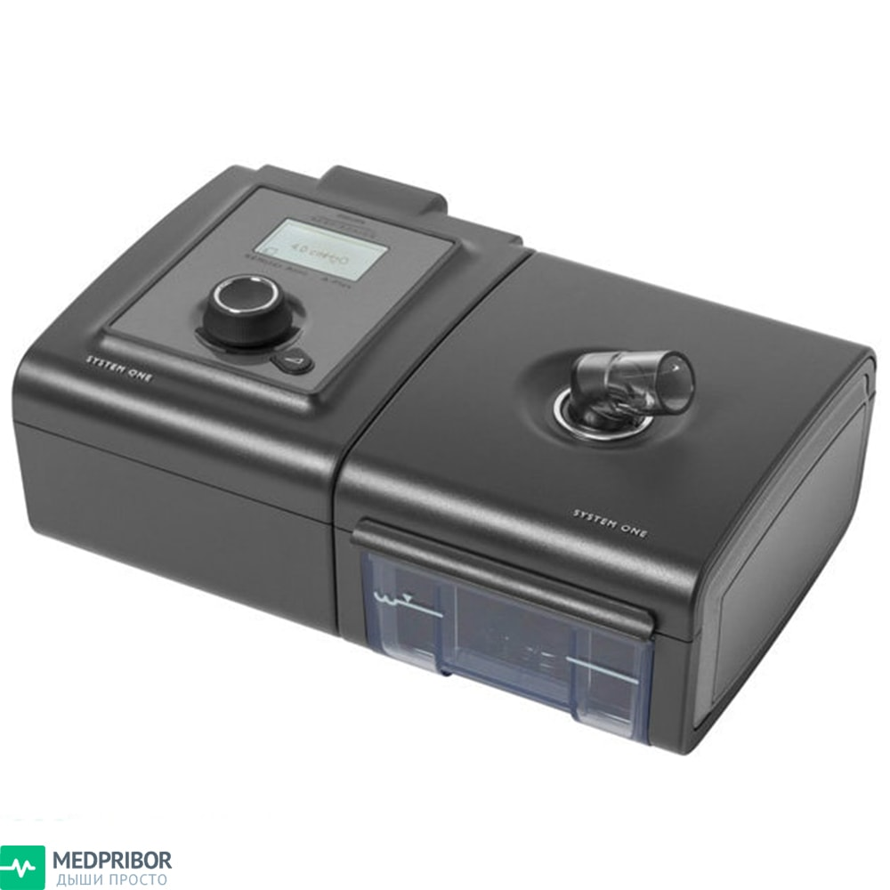 Philips Respironics PR System One REMstar Auto A-Flex с увлажнителем