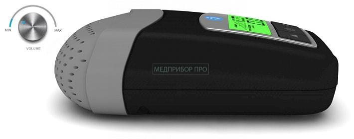 Самый тихий сипап в Мире - HDM Z1 Auto Travel