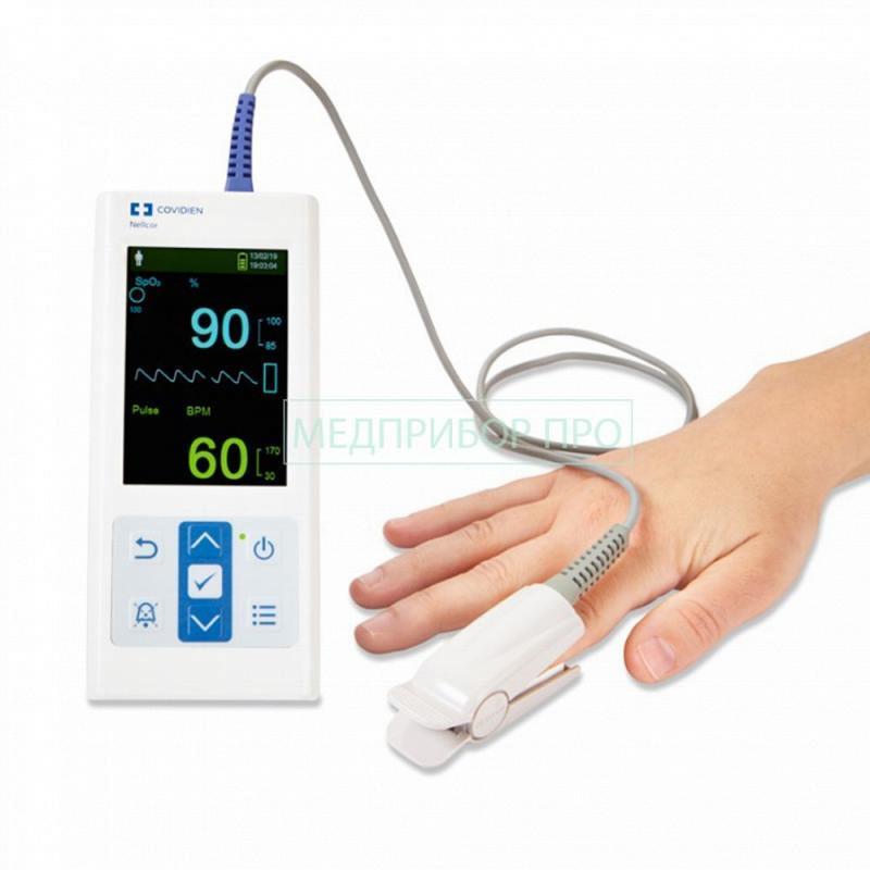 Аппарат для измерений сатурации у взрослых и новорожденных