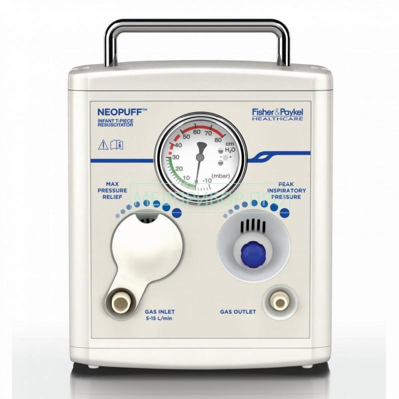 Fisher&Paykel NEOPUFF - ручной аппарат ИВЛ