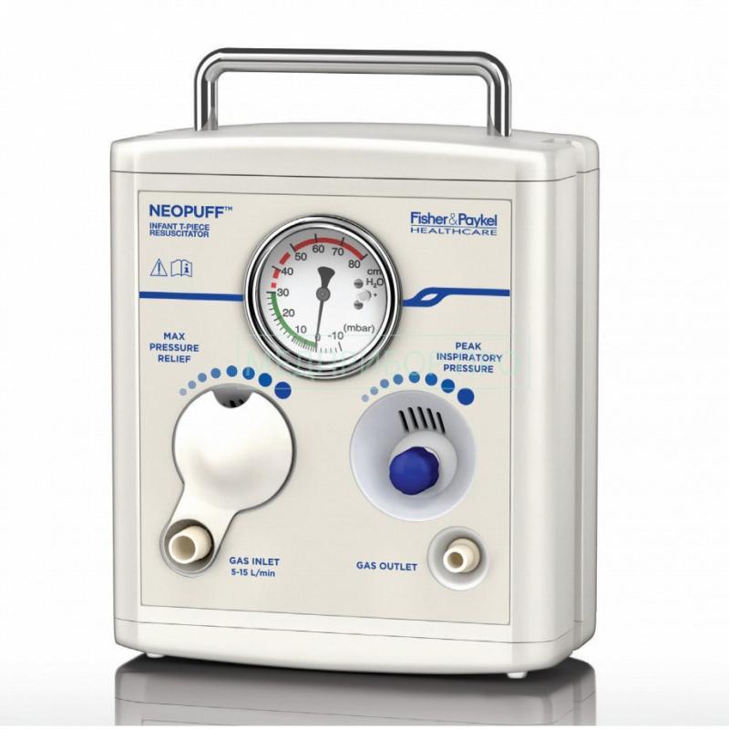 Fisher&Paykel NEOPUFF - ручной аппарат ИВЛ для новорожденных