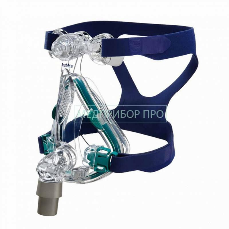 ResMed Mirage Quattro Pediatric - детская CPAP маска