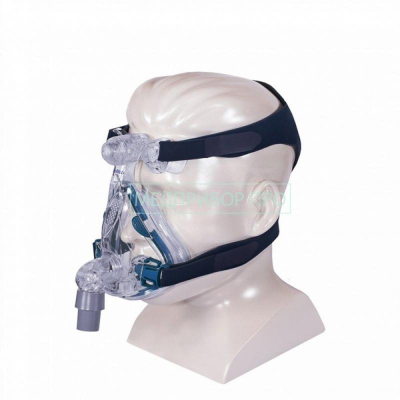 ResMed Mirage Quattro Pediatric - это одна из самых популярных рото-носовых масок для СРАР